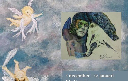 """Konstutställning """"Sagoväsen"""" Vernissage 2/12 kl 12"""