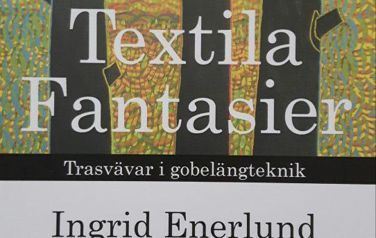 Ingrid Enerlund ställer ut.